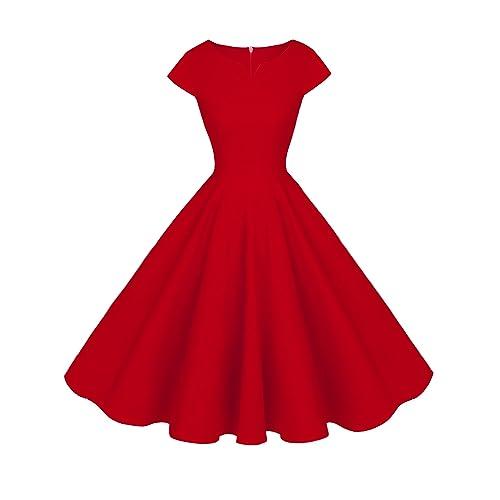Women's 1940 Dress: Amazon co uk