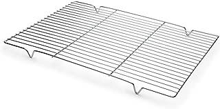 Fox Run 4691 Rectangular Cooling Rack, Iron/Chrome, 18-Inch x 12.5-Inch