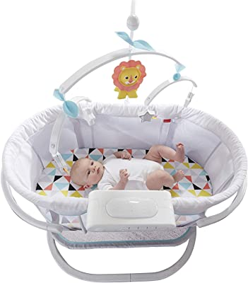 Amazon.com : 3 in 1 Universal Infant Travel Tote Portable Bassinet ...