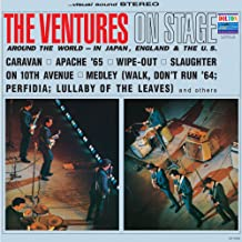 the ventures on stage cd