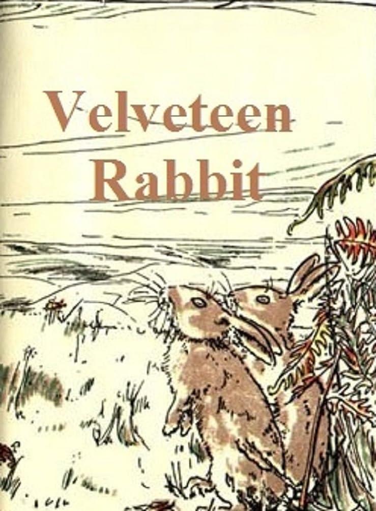 衛星罰する付与THE VELVETEEN RABBIT (ILLUSTRATED): HOW TOYS BECOME REAL (English Edition)