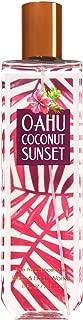 Bath and Body Works Fine Oahu Coconut Sunset Fragrance Mist 8 Fl Oz