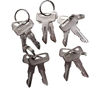 Holdwell 5 Pairs Ignition Key for JLG Electric Scissor Lift 2860030 9901