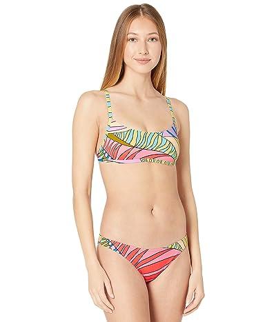 Billabong Surfadelic Billie Bralette Bikini Top (Multi) Women