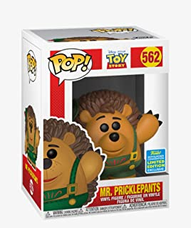 Summer Convention Mr. Pricklepants from Toy Story Limited Edition Vinyl Figure