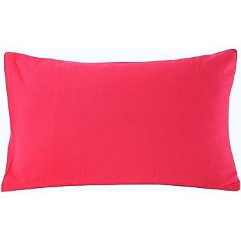Par de fundas de almohada suaves y acogedoras 100% de algodón ...