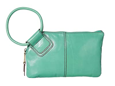 Hobo Sable (Mint) Clutch Handbags