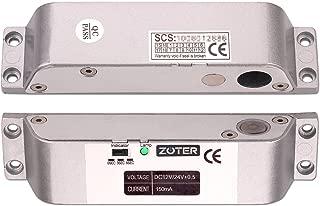 Best electric bolt lock installation Reviews