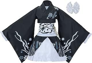 Women's Cosplay Lolita Fancy Dress Japanese Kimono Anime Costumes