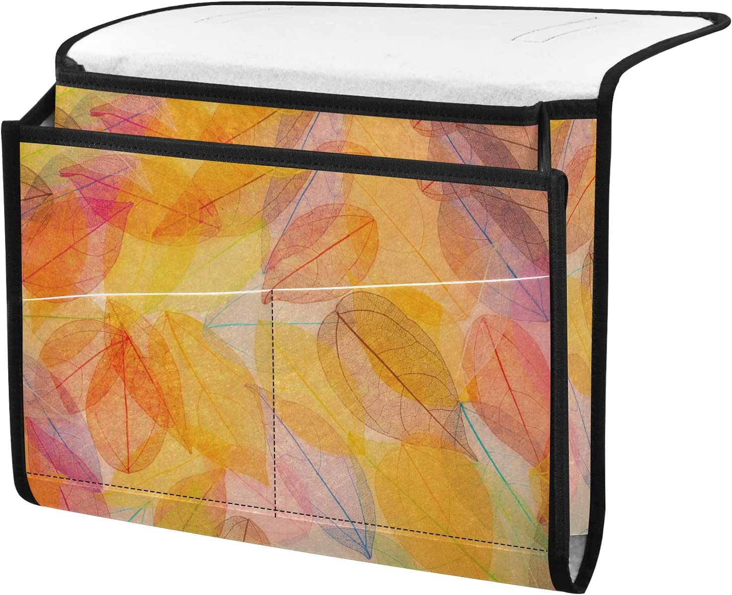 Challenge the lowest price of High order Japan Aichsoka Fall Thansgiving Leaves Bedside Bedsi Storage Organizer