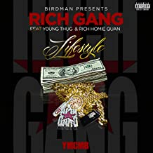 Lifestyle [feat. Young Thug & Rich Homie Quan] [Explicit]