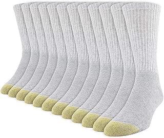 Men's Cotton Crew 656s Athletic Sock
