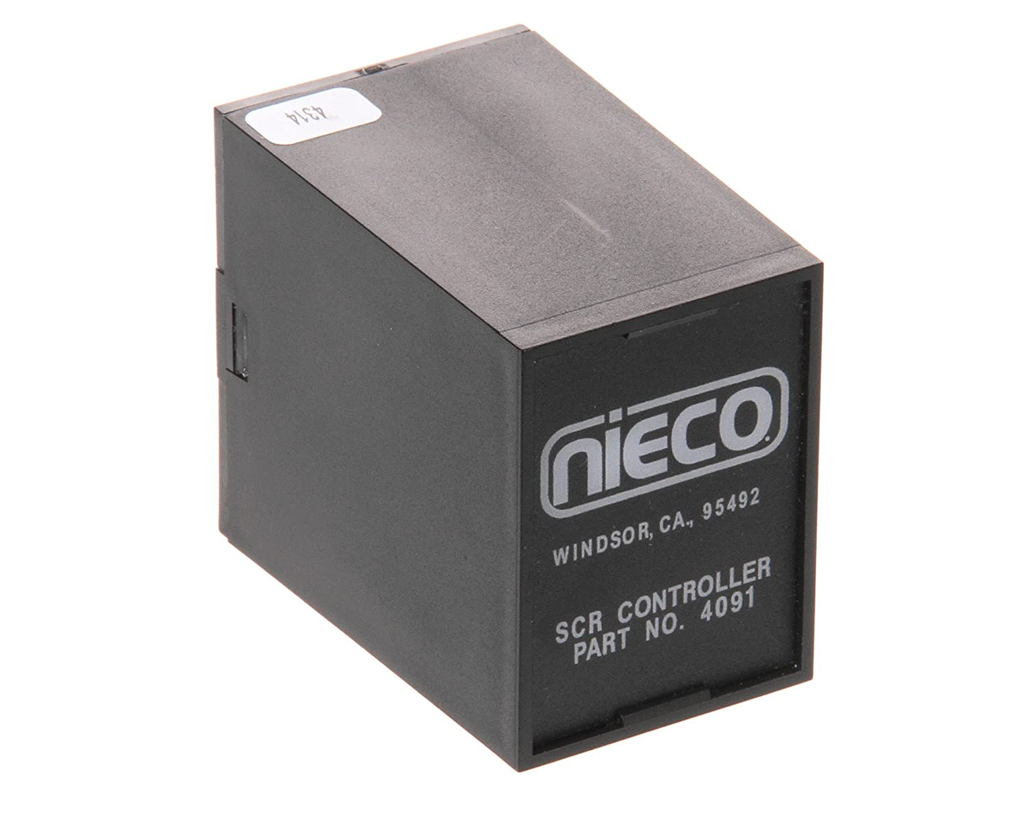 Nieco 4091 220V Control Green Max 84% OFF Oakland Mall Label with