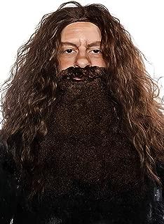 hagrid beard