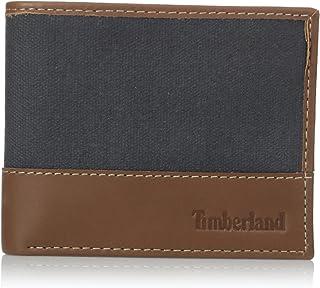 Timberland Men's Baseline Canvas Passcase