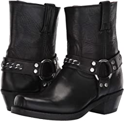 Black Washed Antique Pull-Up