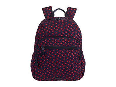 Vera Bradley Campus Backpack (Sweet Hearts) Backpack Bags
