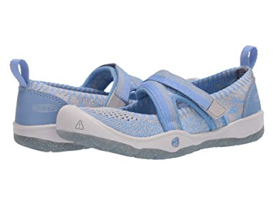 Keen Kids Moxie Sport MJ (Little Kid/Big Kid) (Della Blue/Blue Fog) Girl