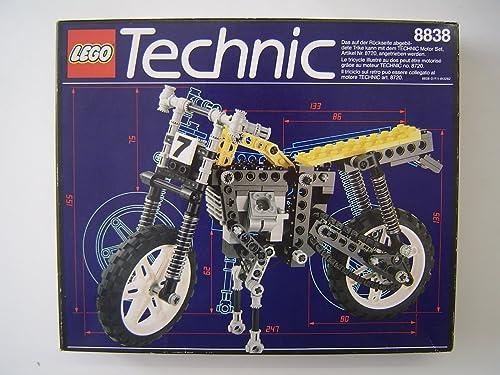 grandes precios de descuento LEGO 8838 8838 8838 Technic - Motocicleta  gran venta
