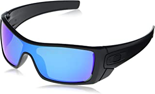 Men's Oo9101 Batwolf Shield Sunglasses