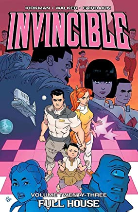 [Invincible: Volume 23] (By (artist) Cory Walker , By (artist) Ryan Ottley , By (artist) Nathan Fairbairn , By (author) Robert Kirkman) [published: April, 2017]