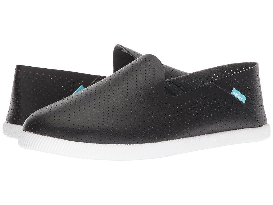 Native Shoes Malibu (Jiffy Black/Shell White) Shoes