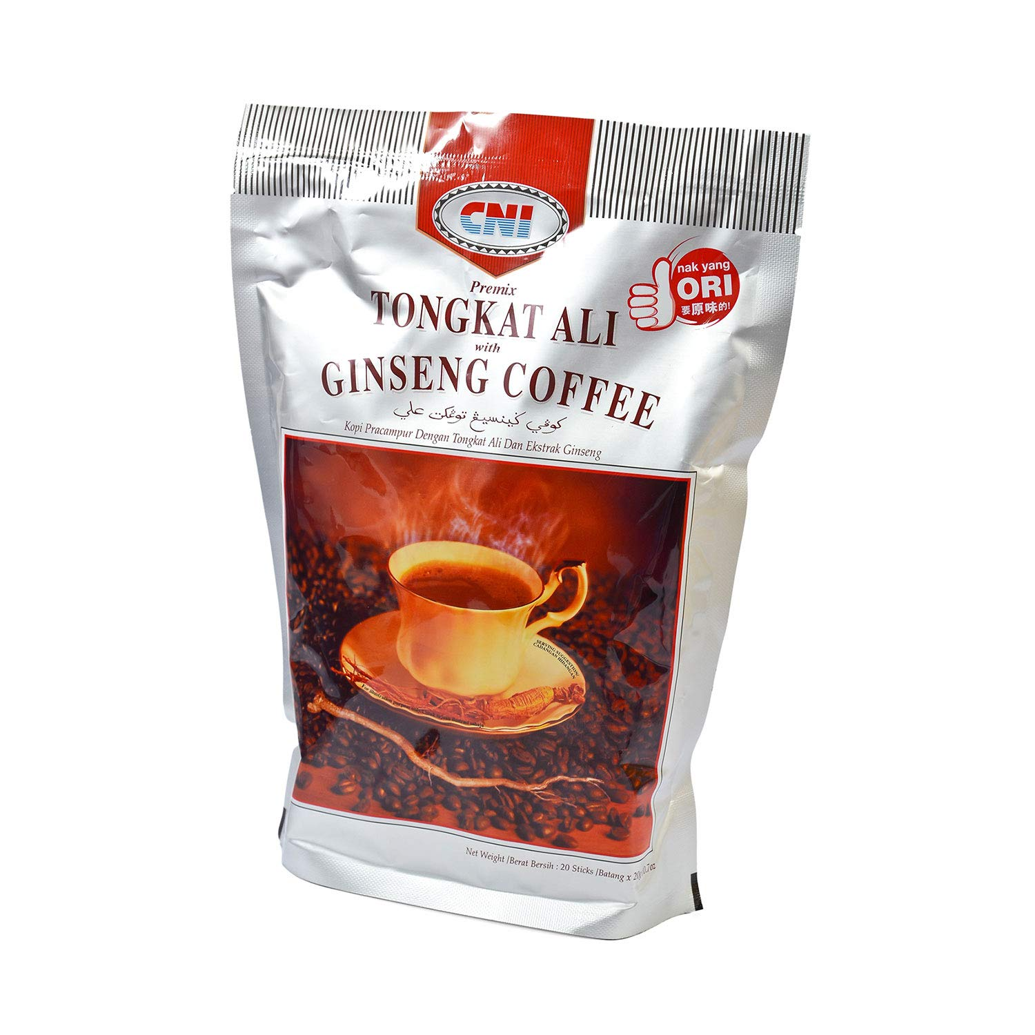 CNI Tongkat Ali Milwaukee Mall safety Coffee Ginseng with