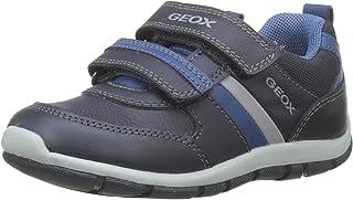 Geox B Shaax D, Scarpe da Ginnastica Basse Bimbo 0-24