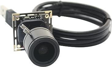 ELP 2.8-12mm varifocal lens Raspberry Pi 1080P H.264 microphone PC Web usb security camera