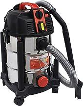 Mader Power Tools 63352 Aspirador Polvo Liquidos Inox 1600W