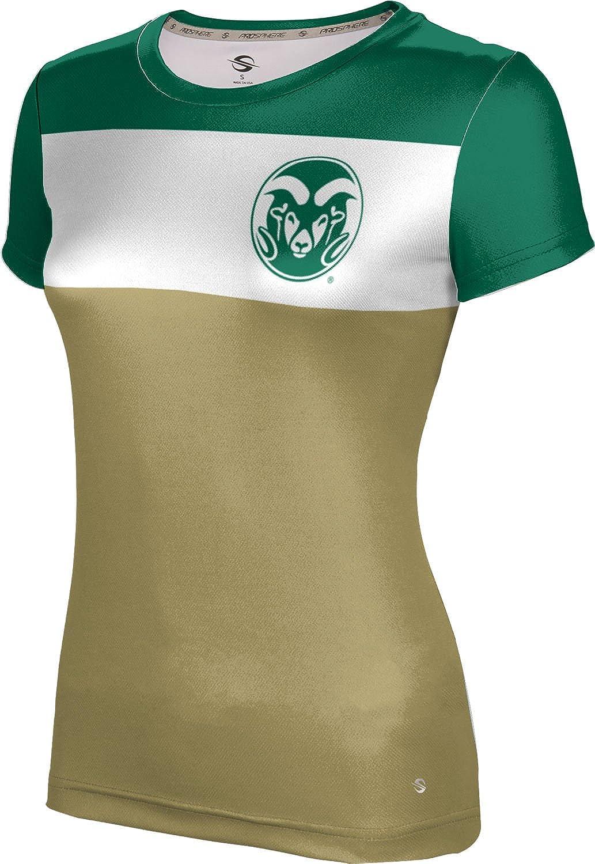 ProSphere Colorado State University Girls' Performance T-Shirt (Prime)