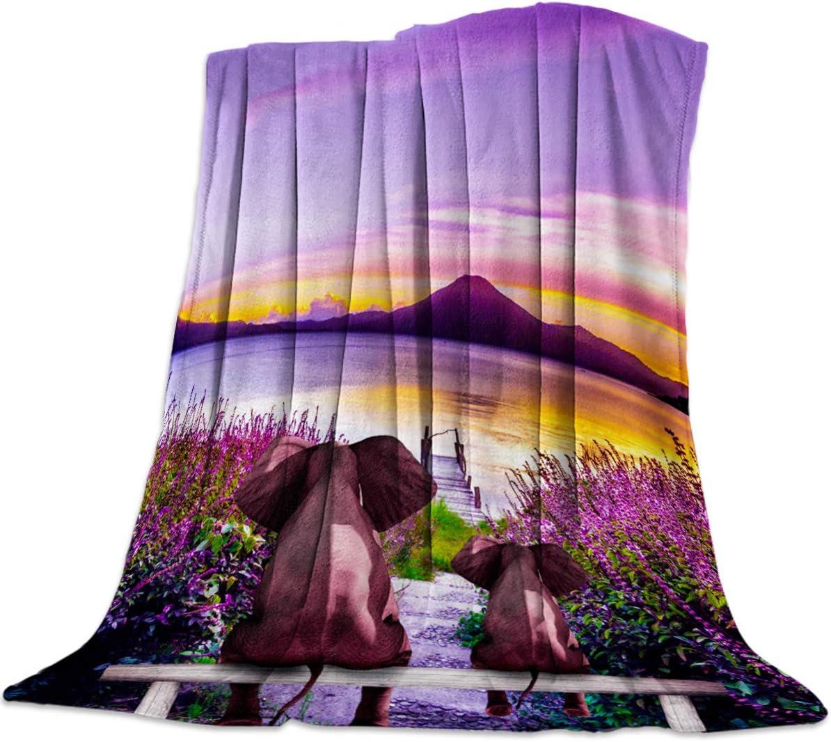 Xback Flannel Fleece Microfiber Special price Throw All for Blanket Li Season Bargain sale