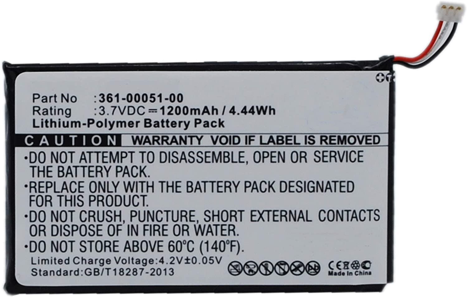 Ranking TOP14 Synergy Digital GPS Battery Works Max 42% OFF with 2669LMT Nuvi Garmin
