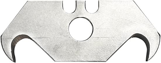 Neiko 00512A Utility Hook Blades with Wall-Mountable Dispenser, 100 Count | SK5 Steel