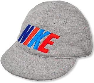 Nike Unisex Baby French Terry Baseball Cap (Infant One Size)