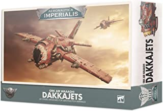 Games Workshop Warhammer 40K: Aeronautica Imperialis - Ork Air Waaagh! Dakkajets