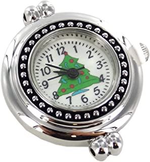 Linpeng Christmas Tree Interchangeable Watch Face 1 Silver/Green/Black