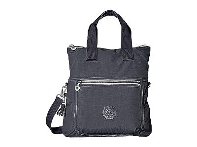 Kipling Eleva (Grey Slate) Handbags