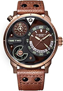 Eyki Casual Watch For Men Analog Leather - E3065L