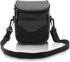 FOSOTO High Zoom Digital Camera Case Bag Compatible for Nikon Coolpix L340 B500 L330 L830 L840 L32 V3 V2 J5,Canon Powershot SX530 SX540 SX510 HS,Fuji S8650 S8600,Panasonic Lumix LZ40 LZ30 - Black