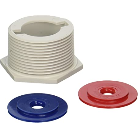 Zodiac 10-108-00 Universal Wall Fitting Restrictor Replacement Kit