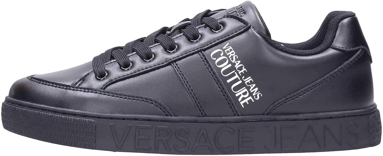 Versace Jeans EOYUBSF6 Turnschuhe Herren schwarz - 40 40 - Turnschuhe Low  Hol dir das neuste