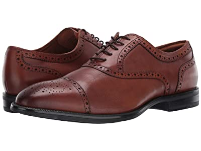 Kenneth Cole New York Futurepod Lace-Up (Cognac) Men