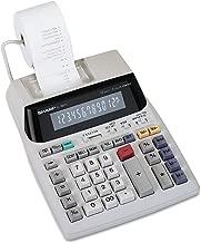 $64 » Sharp EL1801V EL-1801V Two-Color Printing Calculator Black/Red Print 2.1 Lines/Sec