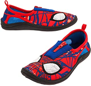 Marvel Spider-Man Swim Shoes for Kids - Beach Pool