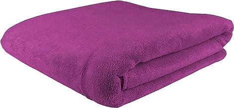 Microfiber Towel 70x140 cm Purple