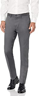 Buttoned Down Men's Slim Fit Non-Iron Dress Chino Pant