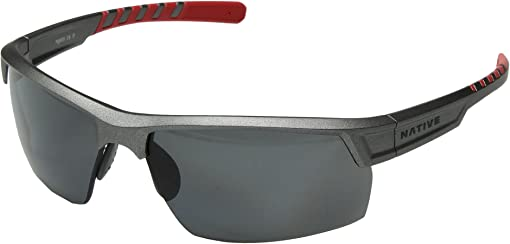 Platinum/Gray Polarized Lens
