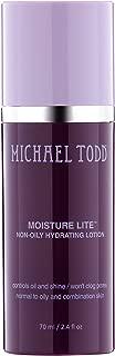 Michael Todd True Organics Moisture Lite Non-Oily Hydrating Lotion, 2.4 Fl Oz