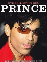 prince dvd collector's box